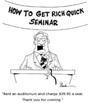 Are you rich cartoon