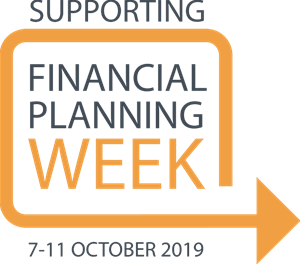 Financial planning week logo 2019
