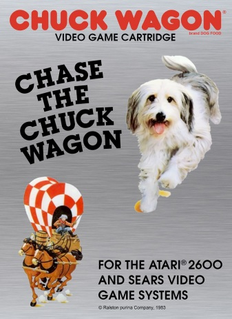 chase the chuck wagon
